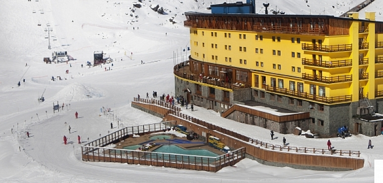 WIN: Ski the Andes at Portillo, Chile!
