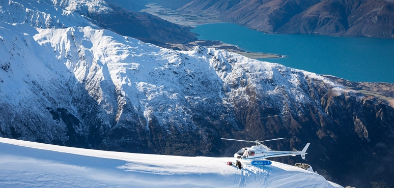 Insights into Heli-skiing with Southern Lakes Heliski in September